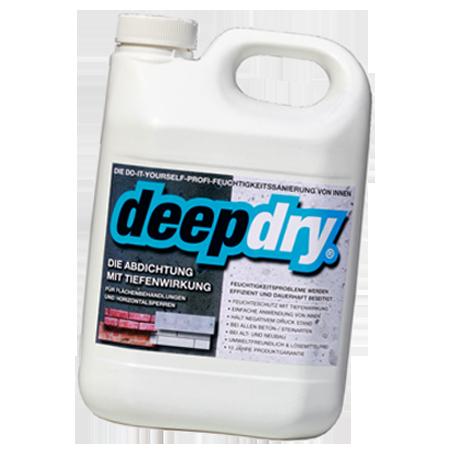 deepdry 2 5 liter 27 96 l feuchte w nde nasser. Black Bedroom Furniture Sets. Home Design Ideas